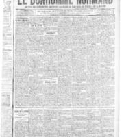 Le Bonhomme normand, numéro du 20 mars 1914