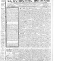 Le Bonhomme normand, numéro du 19 juin 1914
