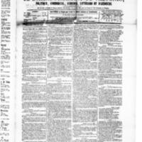 Le Journal de l'arrondissement de Valognes, numéro du 03 juillet 1885