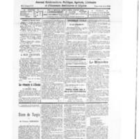 Le Journal de l'arrondissement de Valognes, numéro du 20 décembre 1930