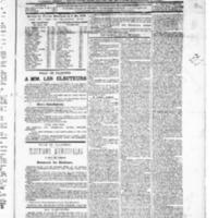Le Journal de l'arrondisssmeent de Valognes, numéro du 08 mai 1896