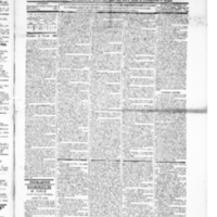 Le Journal de l'arrondissement de Valognes, numéro du 16 février 1894