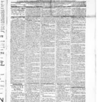 Le Journal de l'arrondissement de Valognes, numéro du 21 décembre 1894