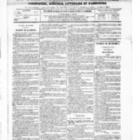 Le Journal de l'arrondissement de Valognes, numéro du 29 mai 1868