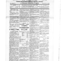Le Journal de l'arrondissement de Valognes, numéro du 26 juillet 1924