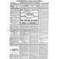 Le Journal de l'arrondissement de Valognes, numéro du 19 novembre 1932