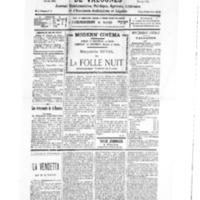 Le Journal de l'arrondissement de Valognes, numéro du 12 novembre 1932