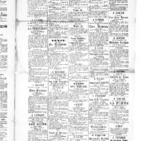 Le Journal de l'arrondissement de Valognes, supplément au numéro du 28 août 1885