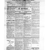Le Journal de l'arrondissement de Valognes, numéro du 17 juillet 1926