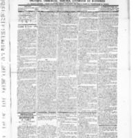 Le Journal de l'arrondissement de Valognes, numéro du 23 février 1894