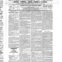 Le Journal de l'arrondissement de Valognes, numéro du 04 juin 1875