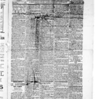 Le Journal de l'arrondissement de Valognes, numéro du 25 décembre 1896