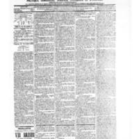 Le Journal de l'arrondissement de Valognes, numéro du 20 novembre 1903