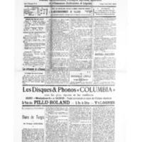 Le Journal de l'arrondissement de Valognes, numéro du 02 avril 1932