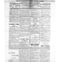 Le Journal de l'arrondissement de Valognes, numéro du 09 juin 1928
