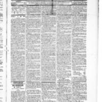 Le Journal de l'arrondissement de Valognes, numéro du 11 mai 1894