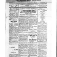Le Journal de l'arrondissement de Valognes, numéro du 07 janvier 1928