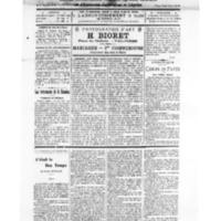 Le Journal de l'arrondissement de Valognes, numéro du 12 juin 1926