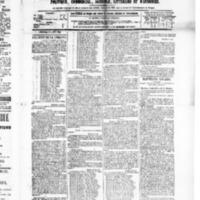 Le Journal de l'arrondissement de Valognes, numéro du 21 août 1885