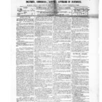 Le Journal de l'arrondissement de Valognes, numéro du 15 mai 1885
