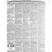 Le Journal de l'arrondissement de Valognes, numéro du 21 août 1903