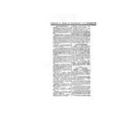 Le Journal de l'arrondissement de Valognes, supplément au numéro du 19 novembre 1921