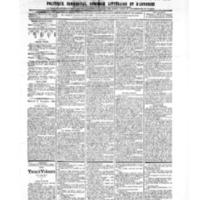 Le Journal de l'arrondissement de Valognes, numéro du 29 septembre 1905