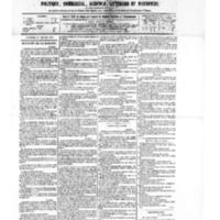 Le Journal de l'arrondissement de Valognes, numéro du 31 janvier 1879