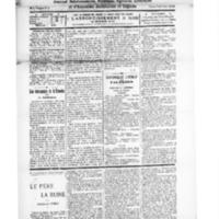 Le Journal de l'arrondissement de Valognes, numéro du 30 juin 1928