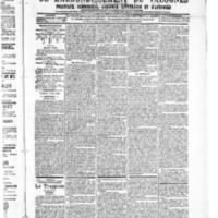 Le Journal de l'arrondissement de Valognes, numéro du 19 mai 1905