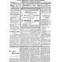 Le Journal de l'arrondissement de Valognes, numéro du 25 juin 1932