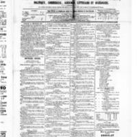 Le Journal de l'arrondissement de Valognes, numéro du 26 septembre 1879