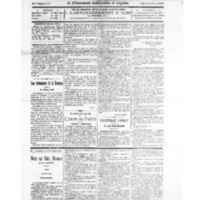 Le Journal de l'arrondissement de Valognes, numéro du 30 janvier 1926