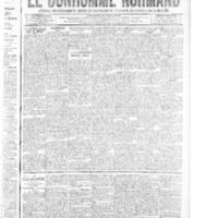 Le Bonhomme normand, numéro du 27 mars 1914
