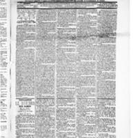 Le Journal de l'arrondissement de Valognes, numéro du 27 novembre 1896