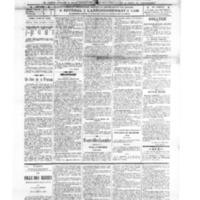 Le Journal de l'arrondissement de Valognes, numéro du 13 septembre 1913