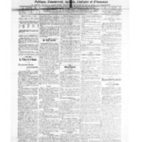 Le Journal de l'arrondissement de Valognes, numéro du 21 juin 1913