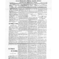 Le Journal de l'arrondissement de Valognes, numéro du 02 août 1930