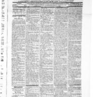 Le Journal de l'arrondissement de Valognes, numéro du 07 septembre 1894