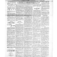 Le Journal de l'arrondissement de Valognes, numéro du 22 février 1913