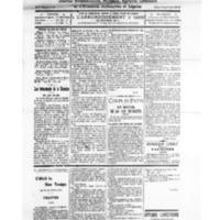 Le Journal de l'arrondissement de Valognes, numéro du 24 juillet 1926