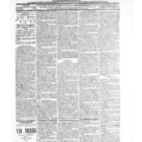 Le Journal de l'arrondissement de Valognes, numéro du 11 décembre 1903