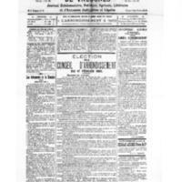 Le Journal de l'arrondissement de Valognes, numéro du 09 février 1924