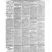 Le Journal de l'arrondissement de Valognes, numéro du 03 août 1906