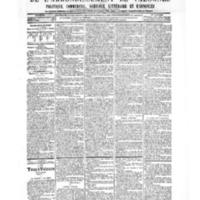 Le Journal de l'arrondissement de Valognes, numéro du 01 décembre 1905