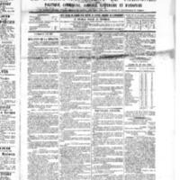 Le Journal de l'arrondissement de Valognes, numéro du 25 juin 1886