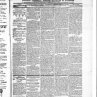 Le Journal de l'arrondissement de Valognes, numéro du 09 juin 1905