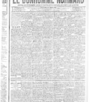 Le Bonhomme normand, numéro du 01 mai 1914