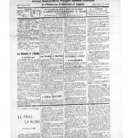Le Journal de l'arrondissement de Valognes, numéro du 05 mai 1928