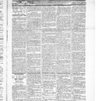 Le Journal de l'arrondissement de Valognes, numéro du 20 novembre 1896